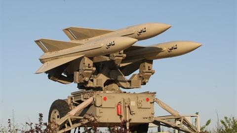 Iran dùng tên lửa Mỹ bắn hạ UAV bí ẩn nước ngoài