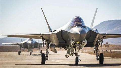 Hàng trăm F-35 Mỹ áp sát căn cứ Nga tại Syria