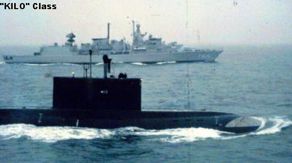 Tàu ngầm Nga lộ mật khi tiến vào lãnh hải Israel?
