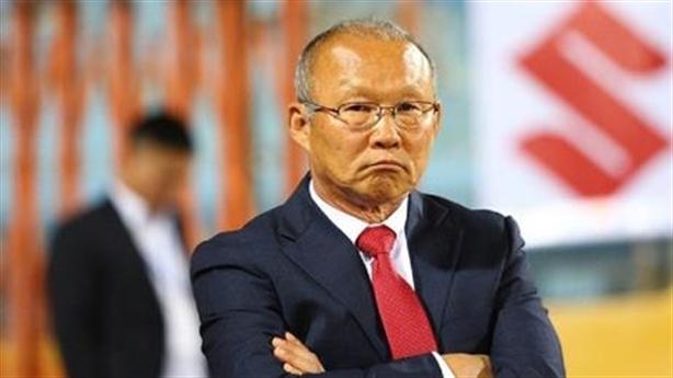 Ông Park đang chịu áp lực lớn khi đối đầu UAE?