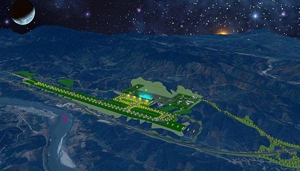 Bộ GTVT duyệt điều chỉnh quy hoạch sân bay Sa Pa