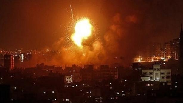 Bị tấn công dồn dập, Iron Dome nã đạn xuống đất