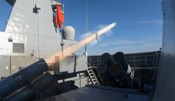 Tên lửa mạnh hơn Harpoon của Thổ diệt mục tiêu