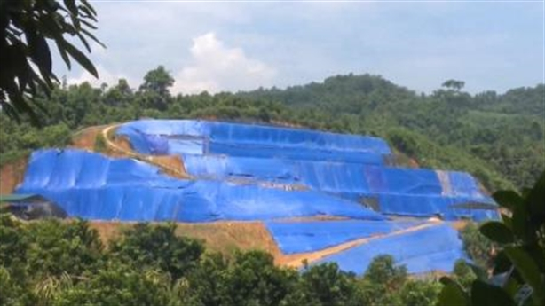 Thăm dò đất hiếm Lào Cai, thu 200 tấn quặng: Lạ!