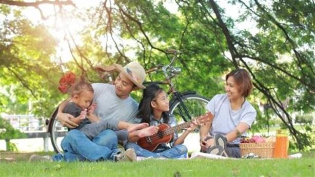 Vui chơi với thiên nhiên: Đặc quyền cho trẻ nhỏ