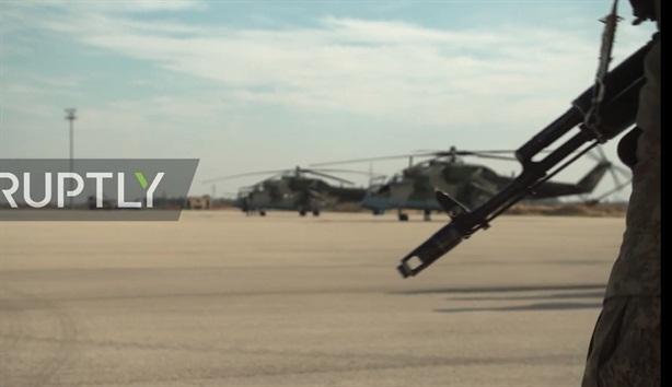 Vũ khí đặc biệt Nga đến căn cứ Mỹ bỏ lại