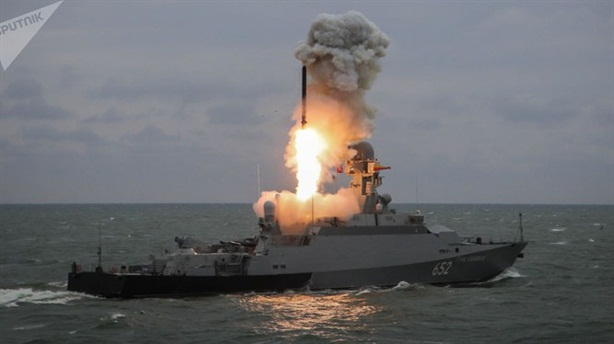 Đô đốc Ukraine kêu gọi NATO giúp đối phó với Kalibr
