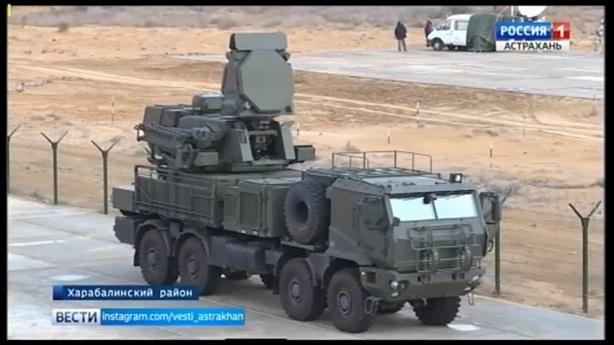 Nga điều phiên bản đặc biệt của Pantsir đến Syria