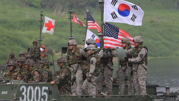 Mỹ đòi tăng phí che ô cho Nhật, Hàn là bao nhiêu?