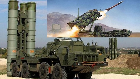 Thổ Nhĩ Kỳ: Patriot có thể mua, nhưng S-400 không thể bỏ
