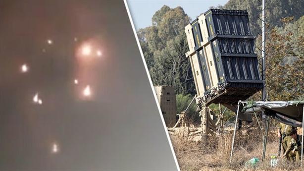 Israel bị EW áp chế khi Iron Dome hoạt động kém