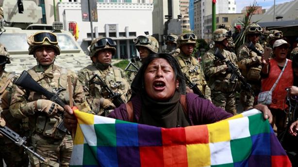 Bạo lực Bolivia tăng, cựu Tổng thống nói mưu Mỹ