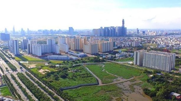 HoREA đề nghị tăng nhẹ giá khung giá đất tại TP.HCM