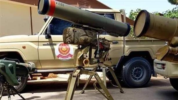 GNA dùng tên lửa Dehlavie Iran đủ sức xuyên tăng Mỹ