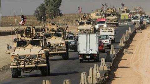 Mỹ làm gì với 'chiếc vali Syria không có tay cầm'?