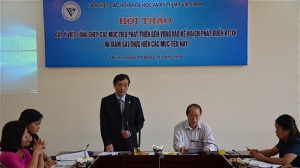 LHH Việt Nam góp ý dự thảo của Bộ Kế hoạch-Đầu tư