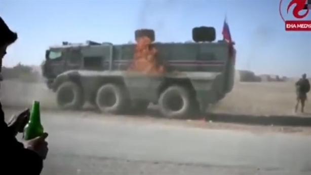Tấn công quân cảnh Nga, người Kurd đang tự sát?