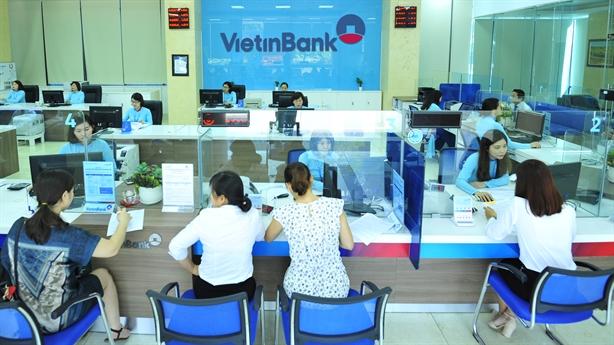 Lãi suất cho vay của VietinBank thuộc nhóm thấp nhất thị trường