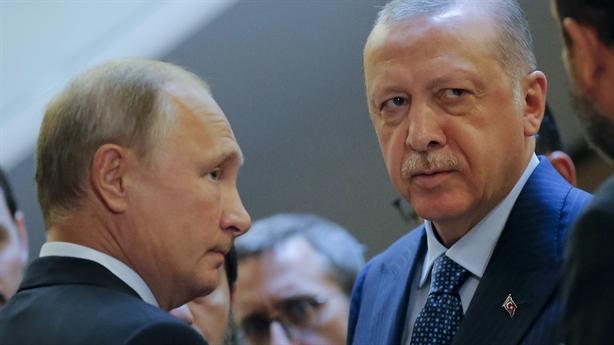 Nga sập bẫy Thổ ở bắc Syria?