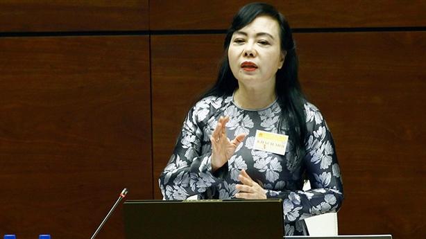 Bộ trưởng Nguyễn Thị Kim Tiến nói thẳng 8 năm nhiệm kì