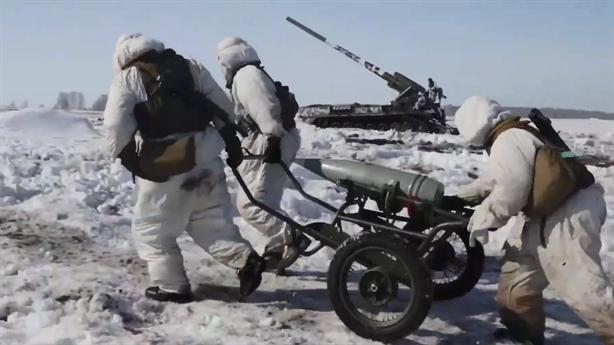 Siêu pháo tự hành Malka lần đầu được dẫn bắn bằng UAV