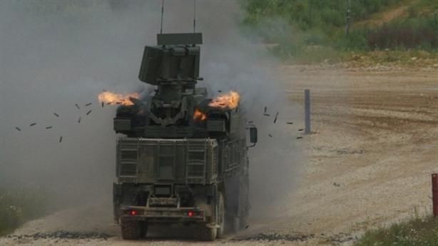 Pantsir-S1 tự hủy đạn khi Israel không kích Syria?
