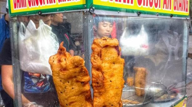 Bánh chuối An Giang bán tràn lan: Tâm sự thật chủ quán