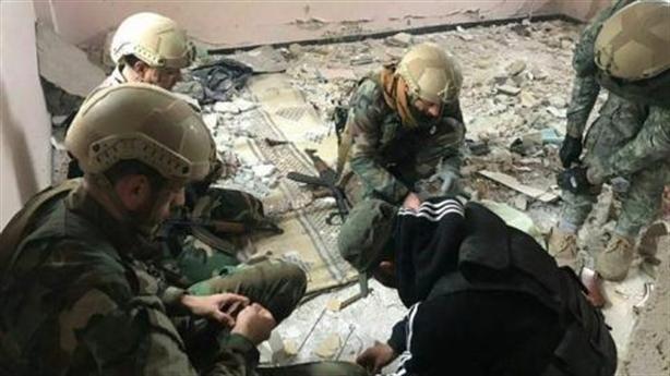 Huấn luyện quân tình nguyện Syria: Toan tính của người Nga