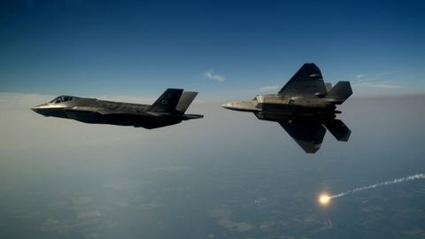 Động thái lạ F-35 ngày càng áp sát phía Bắc nước Nga