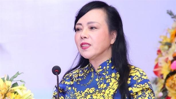 Quốc hội miễn nhiệm Bộ trưởng Nguyễn