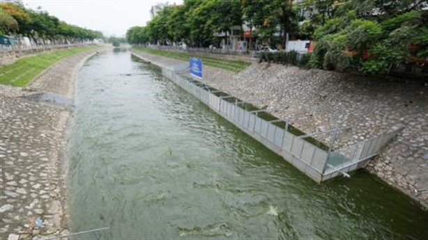 Phép màu giúp làm sạch sông Tô Lịch đến từ đâu?