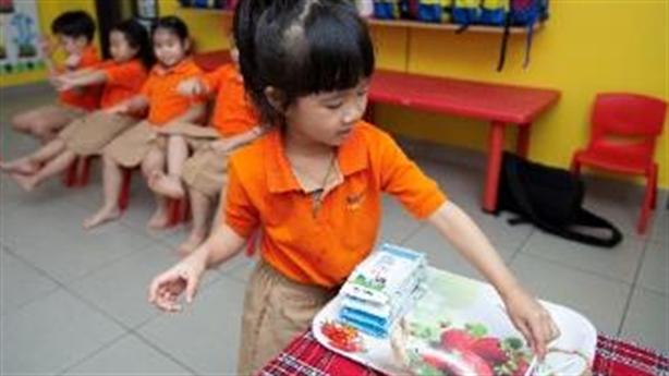 TP.HCM phối hợp nhịp nhàng trong triển khai sữa học đường