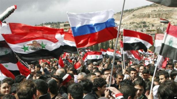 Người Kurd dâng Manbij cho Nga-Syria?