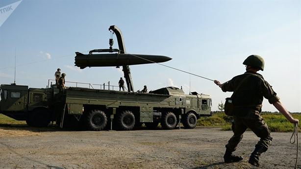 Lộ vũ khí Mỹ đối phó với Iskander-M