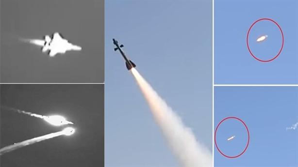 Houthi công bố ảnh bắn hạ F-15 Saudi Arabia