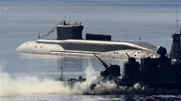 Báo Mỹ: Nga nhận tàu ngầm mang 200 tên lửa siêu thanh