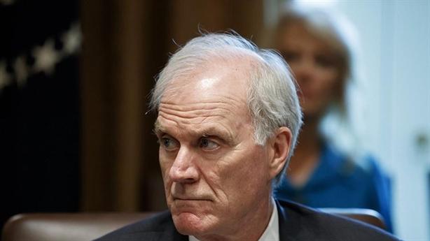 Tại sao Bộ trưởng hải quân của Mỹ bị cách chức?