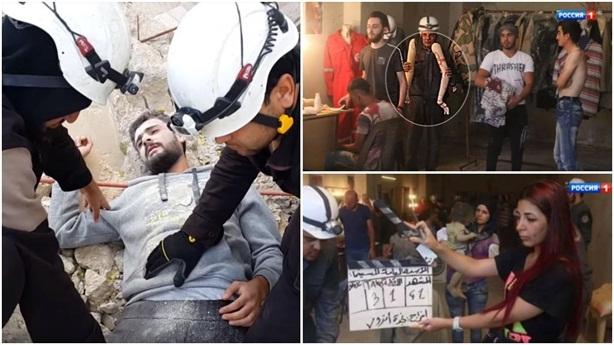 Nga cảnh báo Mũ Bảo hiểm Trắng tấn công ở Idlib