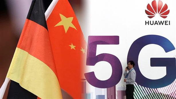 Đức nói lý do không cấm Huawei để dùng hàng Mỹ