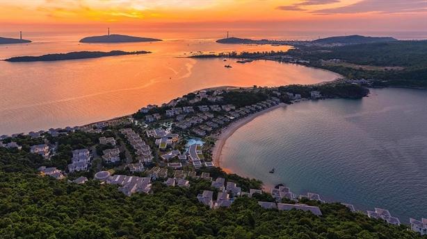 Hệ sinh thái du lịch Nam Phú Quốc 'hút' giới đầu tư
