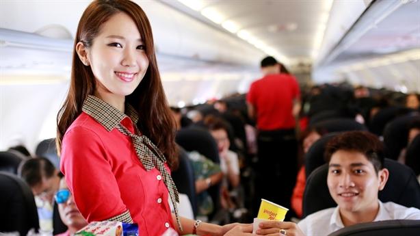 """Vietjet là """"Hãng hàng không siêu tiết kiệm tốt nhất thế giới"""""""