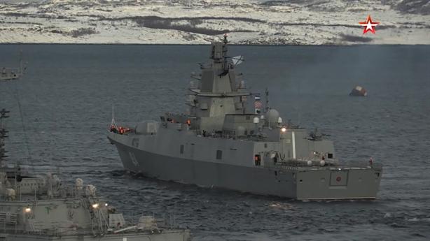 Tranh luận Nga thử nghiệm Zircon trên tàu Đô đố