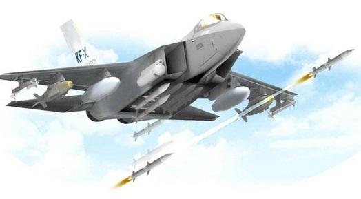 KF-X nhận siêu tên lửa đánh bại Su-35?