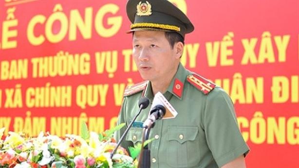 Chân dung tân Giám đốc Công an tỉnh Đồng Nai