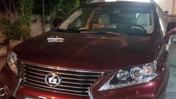 Kết đắng cho gã đàn ông trộm Lexus của người tình