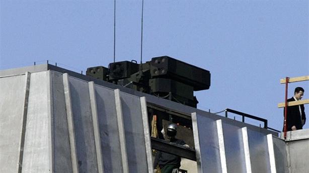 Tên lửa phòng không bảo vệ Nhà Trắng sau lệnh phong tỏa
