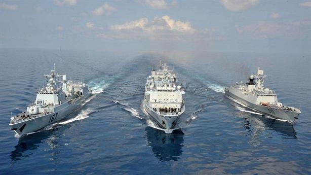 'Mỹ bảo vệ không công 91% dầu Trung Quốc qua eo Hormuz'