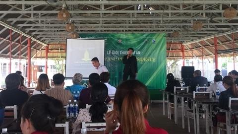 Dự án Long Thành Phát: Ký hợp đồng bán...bãi gốc cây