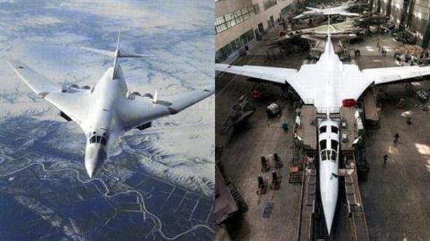 Báo Mỹ khiếp sợ sức mạnh của phiên bản mới Tu-160M2