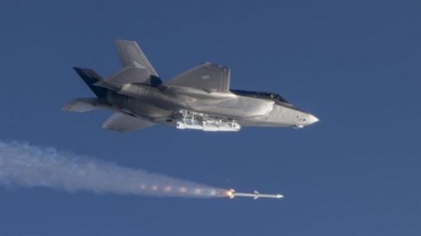Thanh kiếm Peregrine có giúp F-35 đối phó với Su-57?